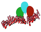 Play Balloons Party