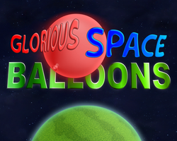 Glorious Space Balloons