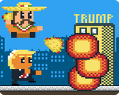 Play Taco Trump Down