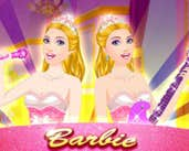 Play Barbie And Popstar Dress Up
