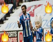 Play Will Grigg's on fire