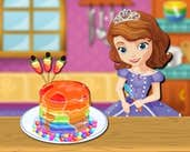 Play Rainbow Pancake Cooking