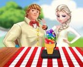 Play Rainbow Ice Cream Cooking