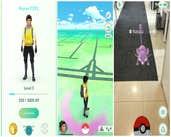 Play pokemon Go Girls