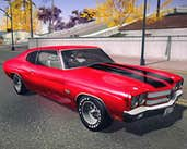 Play Chevrolet Chevelle Puzzle