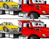 Play Tow Truck Differences
