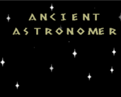 Play Ancient Astronomer