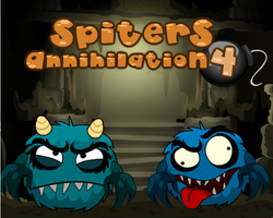 Play Spiters Annihilation 4