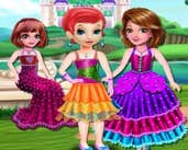 Play Baby Princesses Castle