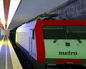 Play Getaway Subway Train
