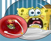 Play SpongeBob Esophagus Doctor