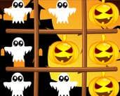 Play Halloween TicTacToe