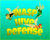 Play Wasp Hive Defense