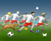 Play Football Dribbling Ridiculous DEMO