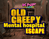 Play Knf Old Creepy Mental Hospital Escape