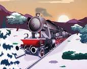 Play Christmas Train Cargo