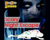 Play Scary Night Escape