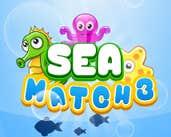 Play Sea Match 3