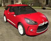 Play Citroen Hidden Wheels