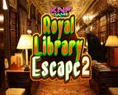 Play Knf Royal Library Escape 2