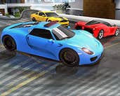 Play Supercar Police Parking
