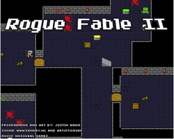 Play Rogue Fable II