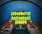 Play Knf Underwater Restaurant Escape
