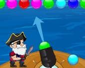 Play Super Pirat Bubbles