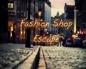 Play Fashion Shop Escape