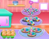 Play Colorful Cookies Cooking