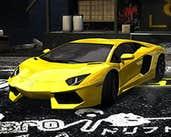 Play Lamborghini Aventador Puzzle