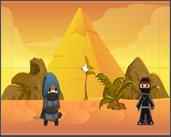 Play Ninjas war