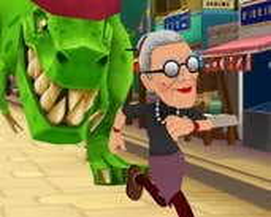 Play Angry Gran Run India WebGL