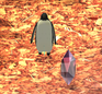 Play Li'l Penguin Lost