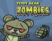 Play Teddy Bear Zombies