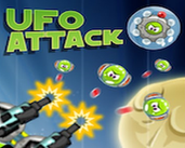 Play Ufo Attack Tower Defense