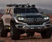 Play Mercedes Off Road