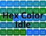 Play Hex color idle