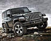 Play Jeep Wrangler Puzzle
