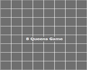Play 8 Queens Game