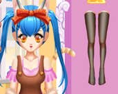Play Cat girl fashion dressup