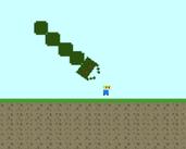 Play worm enground
