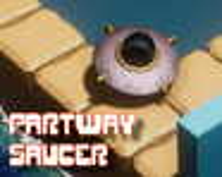 Play Partway Saucer