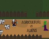 Play Agriculture vs Aliens