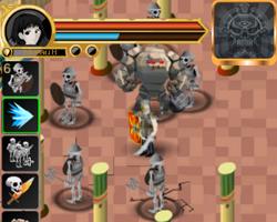 Play Forgotten Dungeon - Raise undead