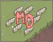 Play Maggot Diorama