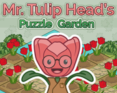 Play Mr Tulip Head's Puzzle Garden