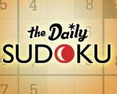 Play The Daily Sudoku