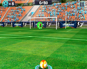 Play 3d free penalty world cup 2018