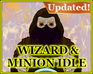 Play Wizard (And Minion) Idle